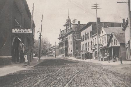 Ticonderoga Branch Delaware & Hudson Railroad