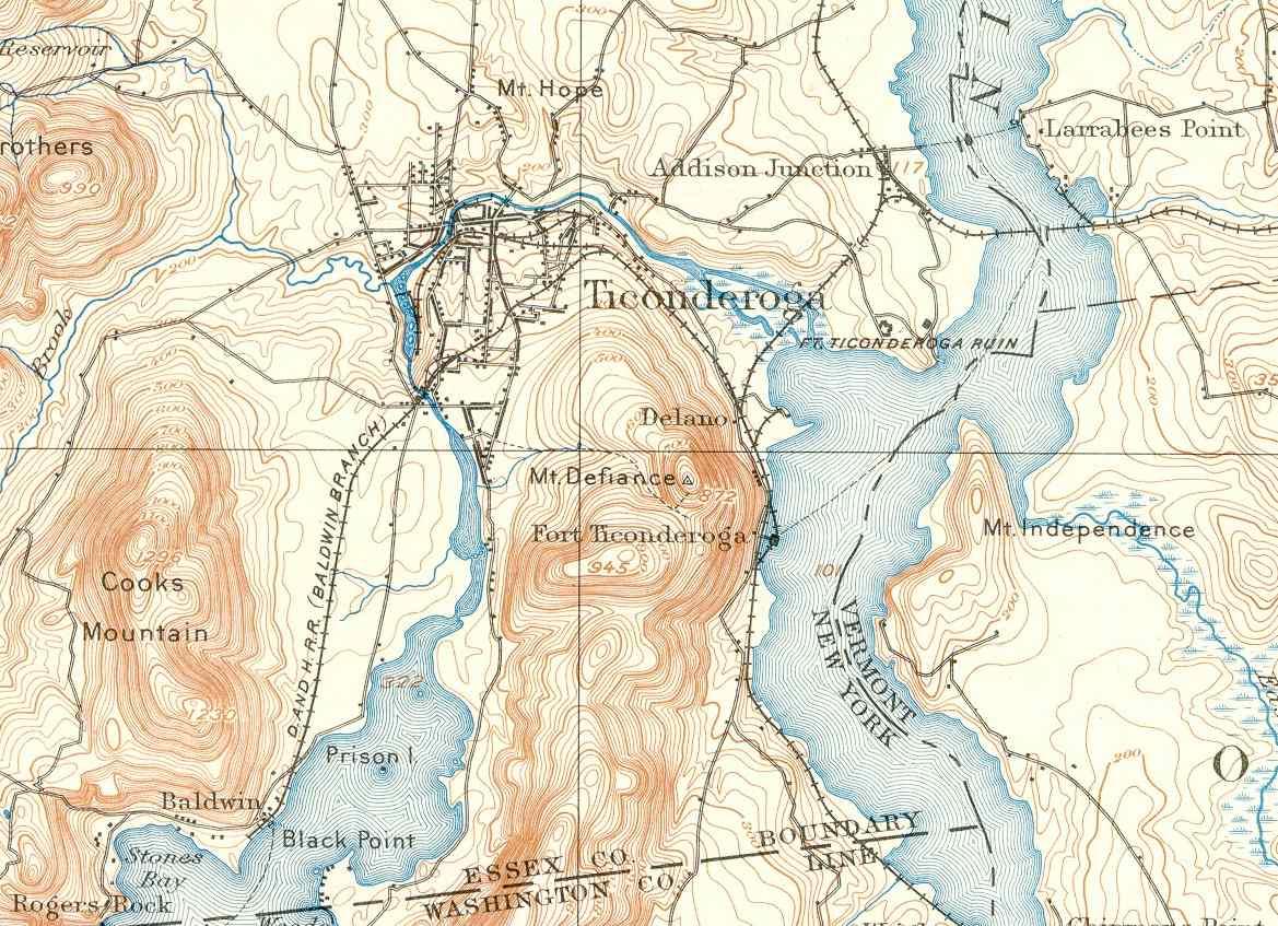 Delaware & Hudson Railroad
